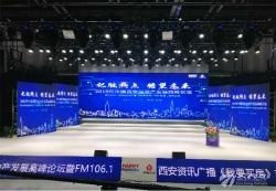 2019年中国西安房地产发展高峰论坛